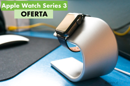 El smartwatch barato de Apple baja un poco más de precio: hazte con el Apple Watch Series 3 por sólo 196 euros