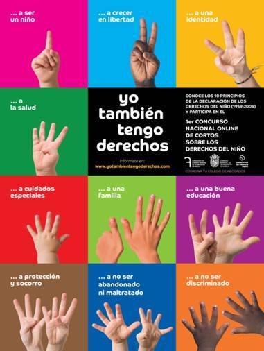 Concurso de cortos online sobre los Derechos del Niño