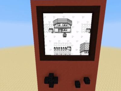 Un fan trabaja en un port de Pokémon Rojo... dentro de Minecraft