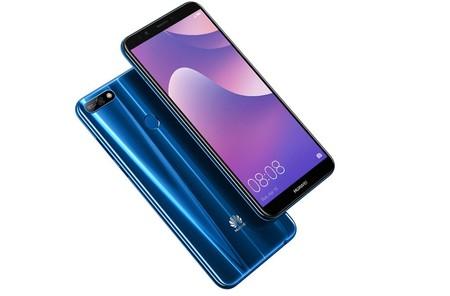 Huawei Y7 2018 Precio Mexico