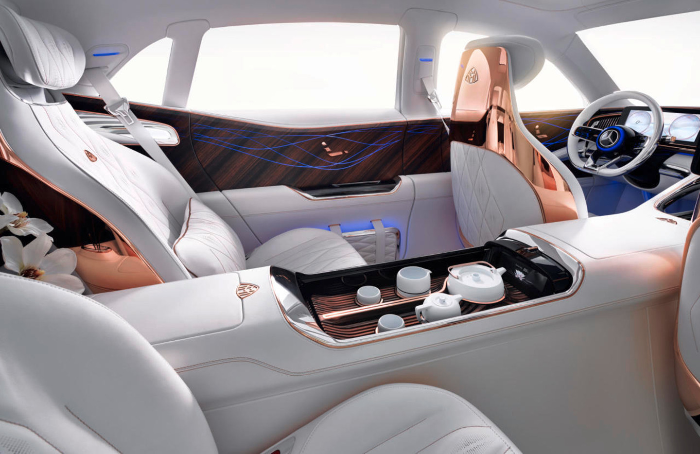Foto de Mercedes-Maybach Ultimate Luxury Concept (9/10)