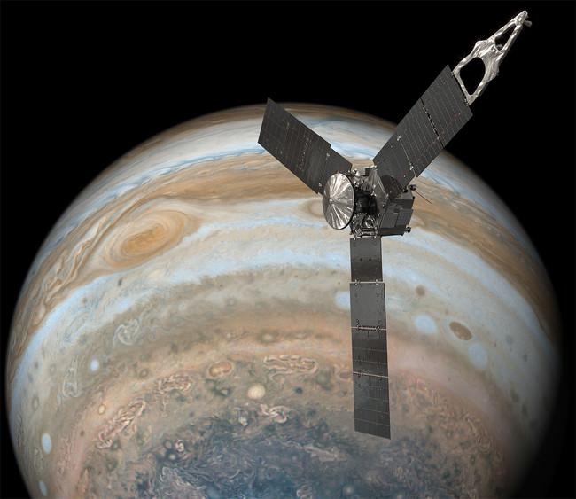 Nos hemos acercado nueve veces a Júpiter y sabemos que tiene 69 lunas, pero aún no lo conocemos a fondo