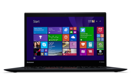 Lenovo ThinkPad X1 Carbon, ahora con mejor procesador y mayor autonomía