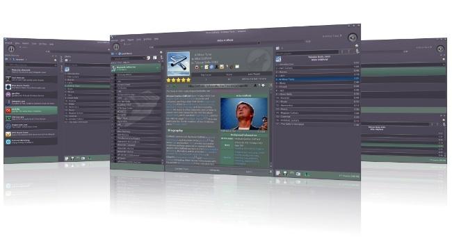 Nueva versión Amarok 2.7, ahora con sincronización con Last.FM