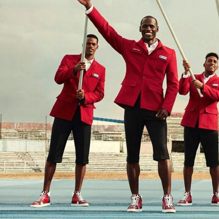 Christian Louboutin Disena El Uniforme De Gala Para Cuba En Los Juegos Olimpicos De Rio De Janeiro A