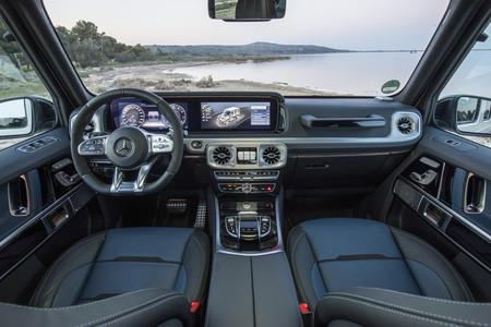 Mercedes Amg G 63 2018 Designo Diamond White Bright 485