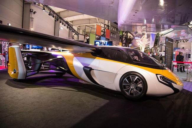 AeroMobil, así es el auto volador que saldrá a la venta en 2020 y no será para nada barato