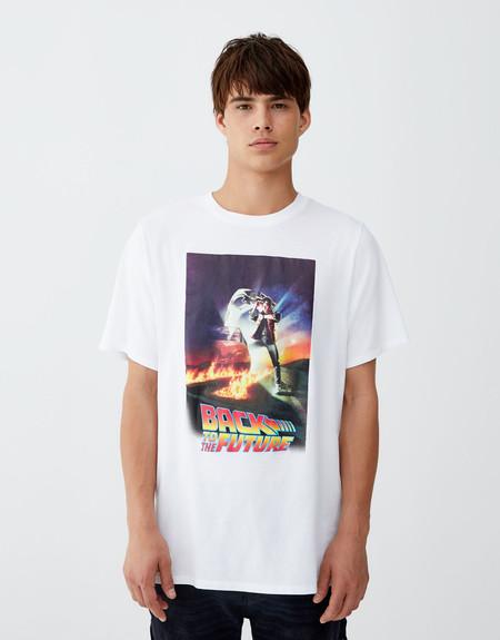 Pullbear Viaja En El Tiempo Para Traer De Regreso Las Camisetas Mas Cool Que Hubieramos Usado En Los Ochenta