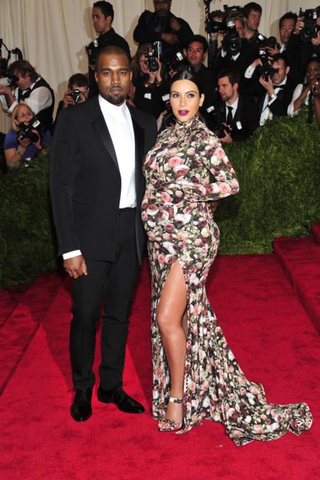Peores looks peor vestidas Costume Insitute MET Gala Kim Kardashian Givenchy