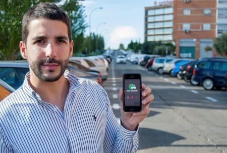 """""""Queremos ser la navaja suiza de los conductores"""". Entrevista con Carlos Rodriguez, fundador de Wazypark"""