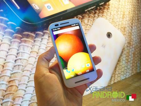Motorola Moto E, primeras impresiones