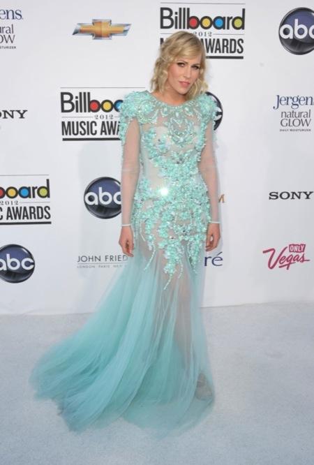 Natasha Bedingfield Billboard 2012
