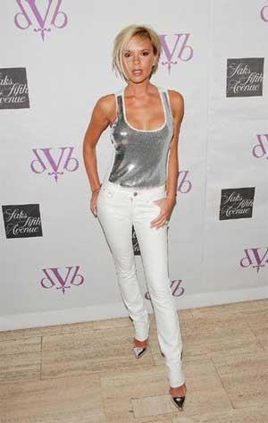 Victoria Beckham lanza DVB