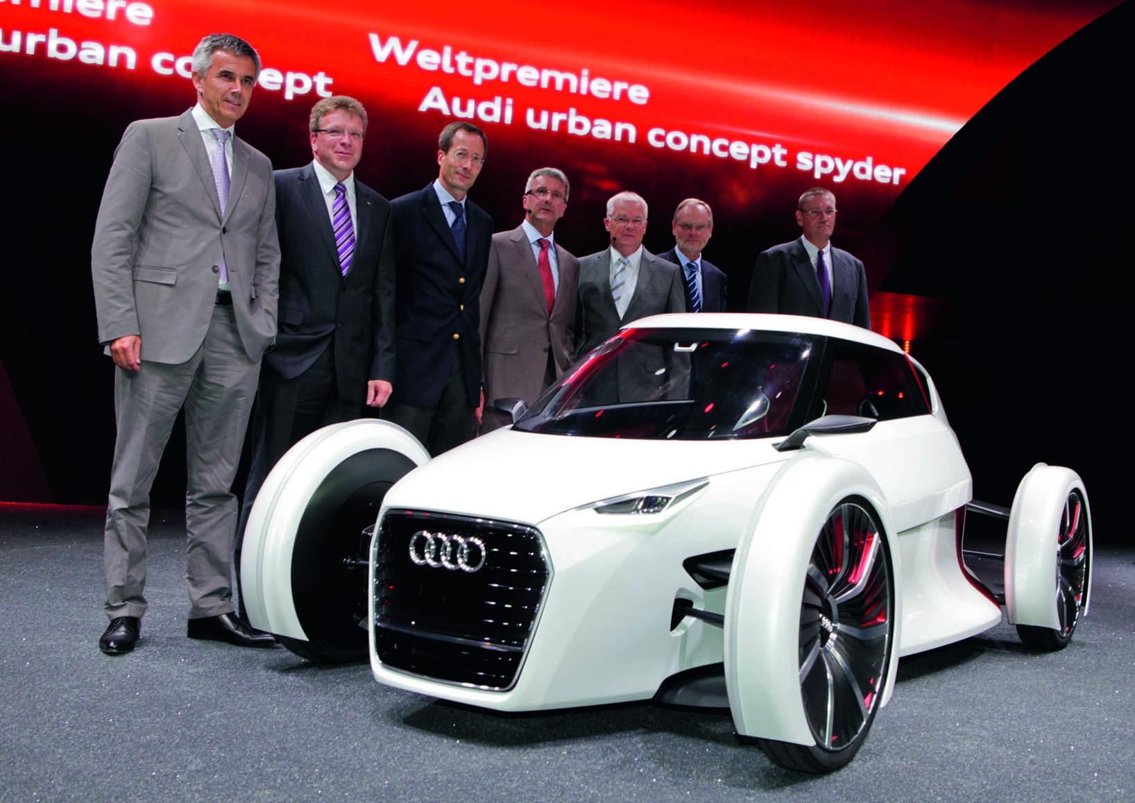 Foto de Audi Urban Concept (10/17)