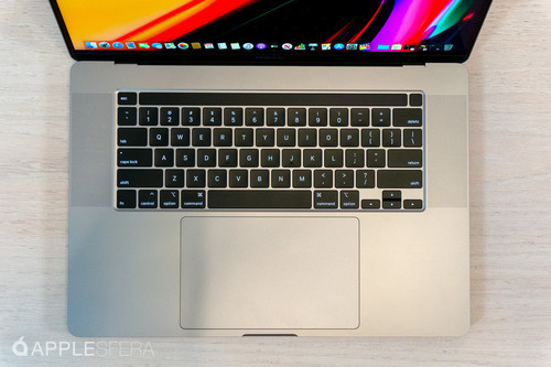 iFixit ya ha analizado el teclado del MacBook Pro de 16 pulgadas antes de su despiece completo