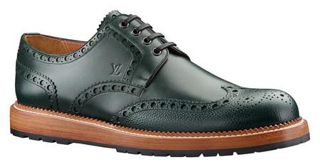 """Los nuevos Derbies de Louis Vuitton, para un impecable look a lo """"gentleman farmer"""""""