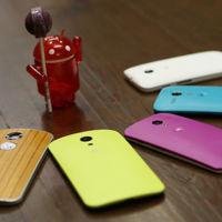 Llegó la hora, Motorola empieza a actualizar a Android 5.1 su Moto X de 1ª generación