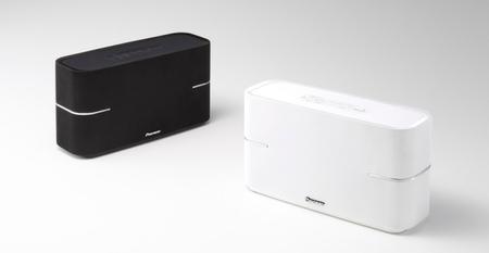 Más altavoces bluetooth, esta vez dos nuevos modelos de Pioneer