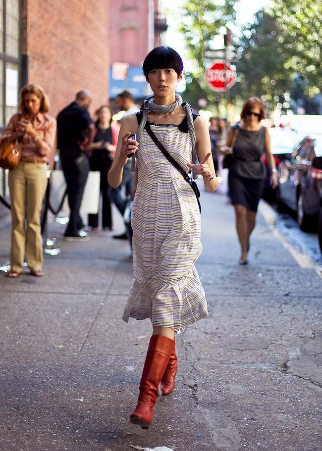 Foto de El estilo de calle de las 10 modelos más activas del momento (7/10)