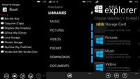 Tres exploradores de archivos para Windows Phone 8.1