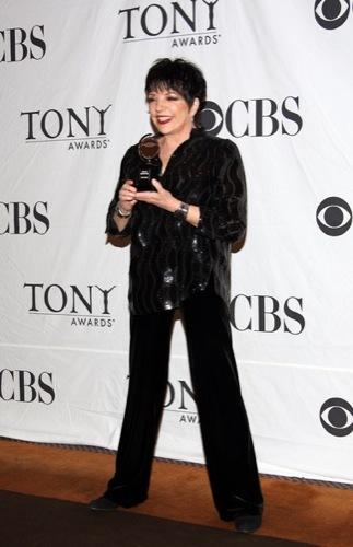 Liza Minnelli, Tony II