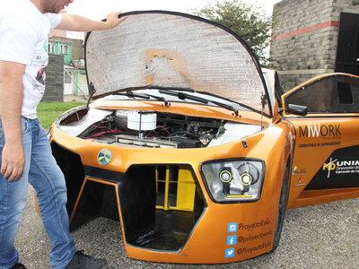 El primer carro eléctrico 100% colombiano estará listo en 2020