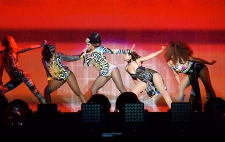 Beyoncé de Versace