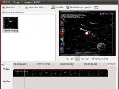 PiTiVi dejará de ser el editor de vídeo por defecto en Ubuntu 11.10 Oneiric Ocelot