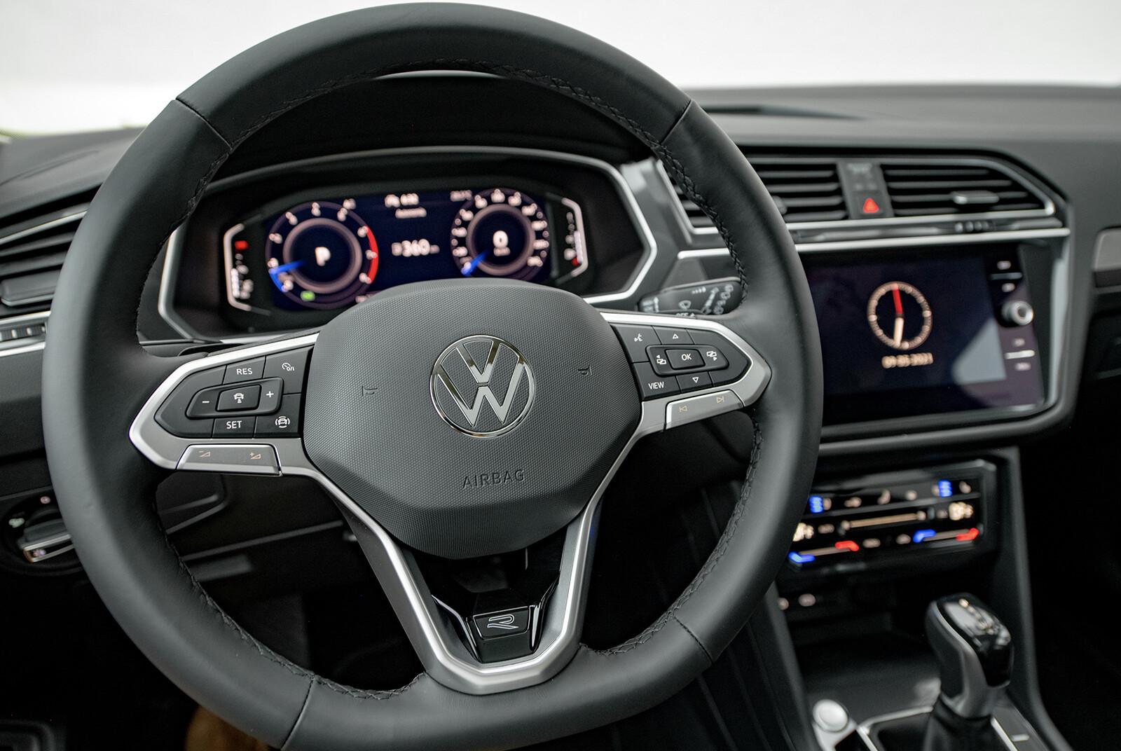 Foto de Volkswagen Tiguan 2022 (lanzamiento) (15/22)