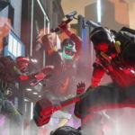 Smash + Grab es el nuevo y caótico Beat'em Up  de los creadores de Sleeping Dogs