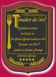 Tenedor de Oro: Guía gastronómica gallega