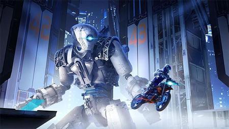 El futuro ha llegado a Trials Fusion con Fault One Zero, su nuevo DLC