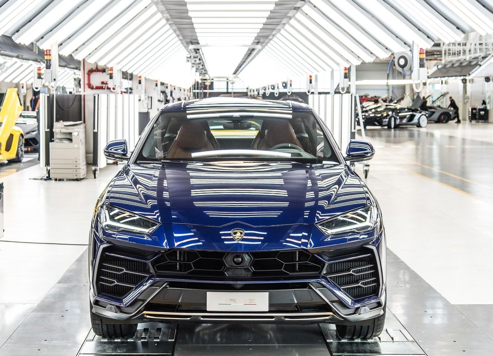 Foto de Lamborghini Urus (62/76)