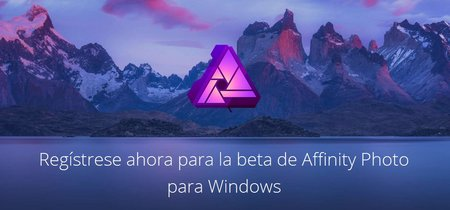 Affinity, el potente editor de fotos para Mac, disponible gratis en Windows