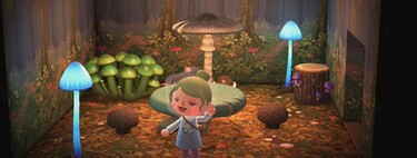 Animal Crossing: New Horizons: todos los proyectos y materiales del set de champiñones