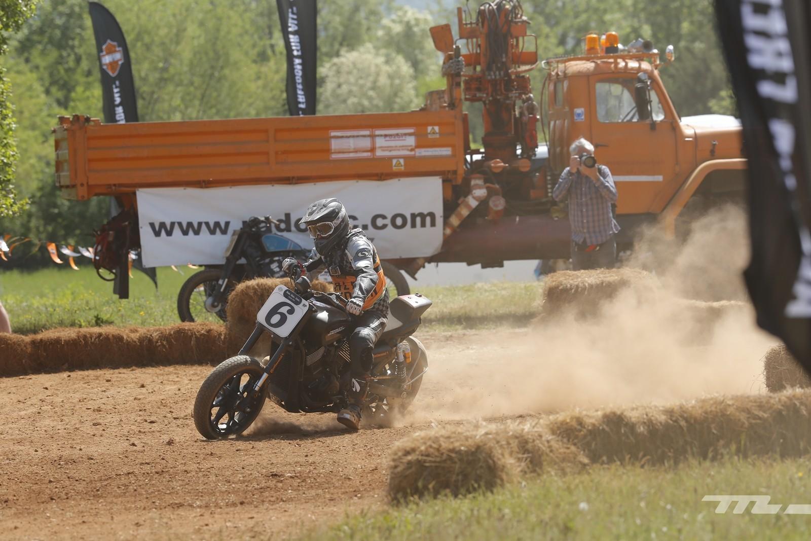 Foto de Harley-Davidson Ride Ride Slide 2018 (56/82)