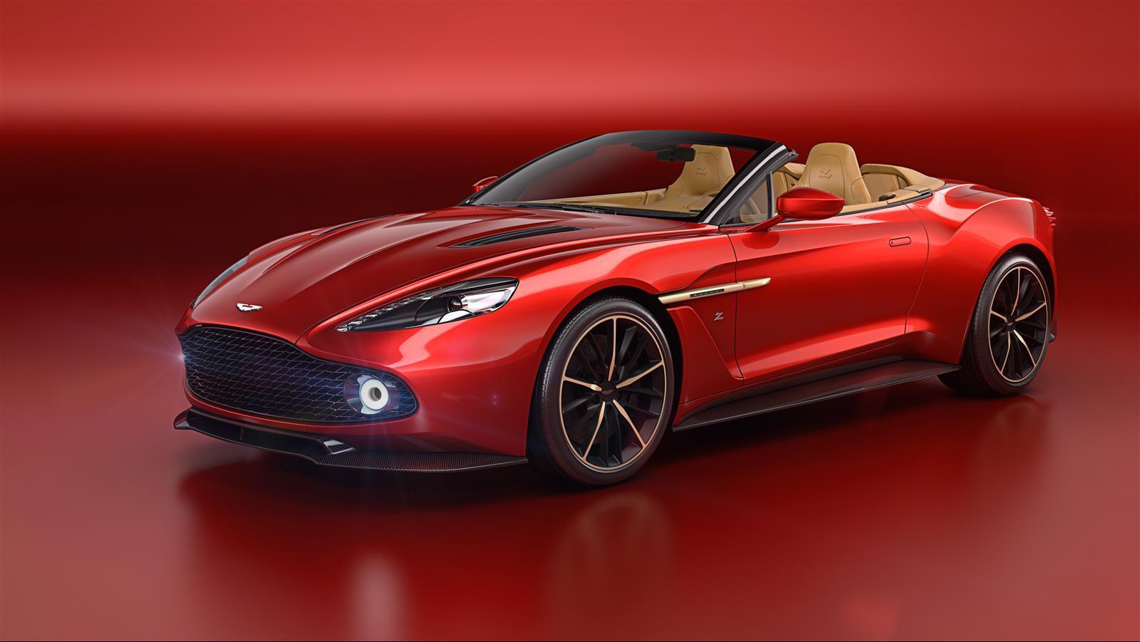 Foto de Aston Martin Vanquish Zagato Volante (1/8)