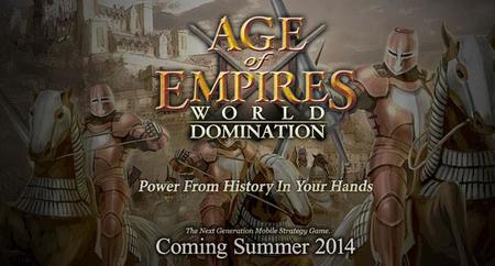 Próximamente en Android, Age of Empires: World Domination