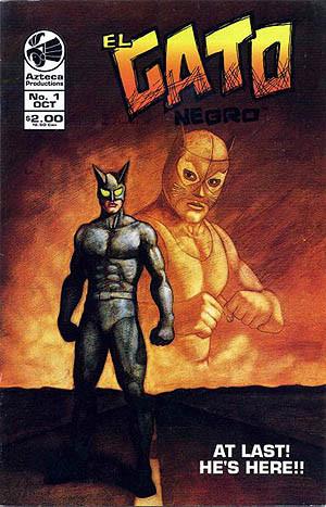 El Gato Negro 1