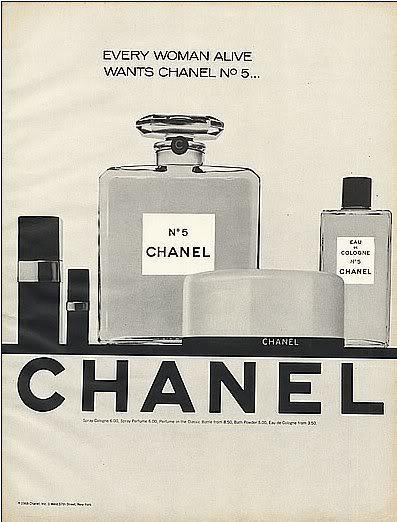 Foto de Chanel No. 5 - publicidad del 30 al 60 (61/61)
