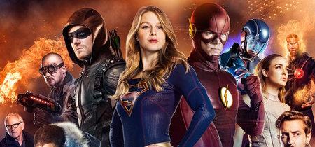Guía para el megacrossover de los superhéroes de DC que arranca esta noche en The CW