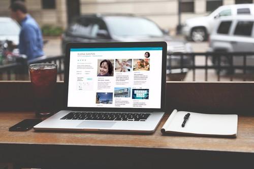 Nueve utilidades para crear fácilmente tu perfil personal online