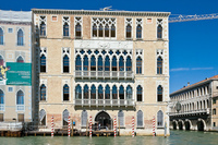 El Palacio de Ca'Foscari en Venecia ofrece visitas guiadas