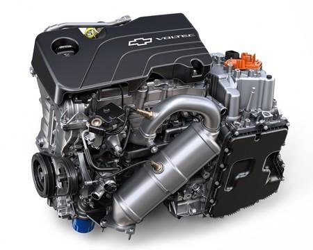 Chevrolet Volt de segunda generación: más eficiente, más ligero y con más autonomía