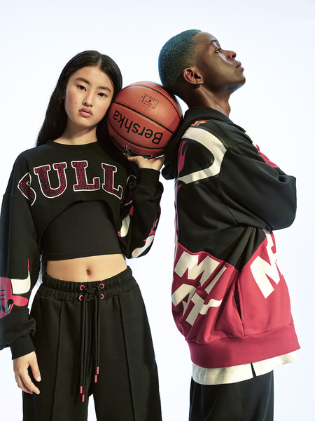 Bershka Nba Collection 2