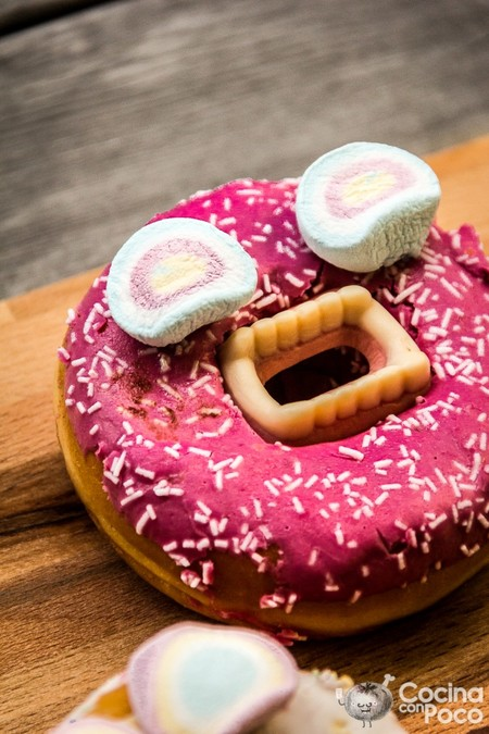 Donuts De Halloween Cocinaconpoco Com 003
