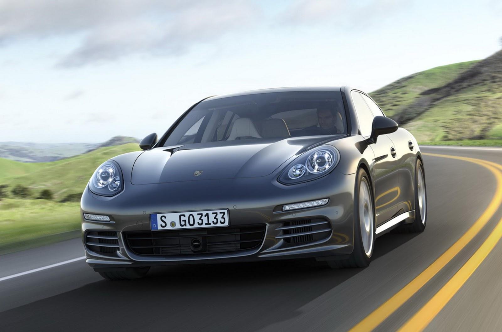 Foto de Porsche Panamera 2014 (filtradas) (4/9)