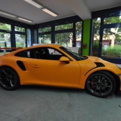 Foto 6 de 12 de la galería porsche-911-gt3-rs-naranja-mate en Motorpasión