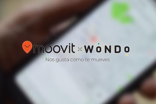 Wondo integra todos sus servicios de movilidad en la aplicación de Moovit en Madrid, y llegará pronto a Barcelona, Sevilla y Valencia