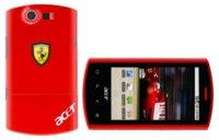 """Acer Liquid E Ferrari Special Edition, mismo androide con diferente """"Scudetto"""""""